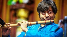 Shashank Subramanyan is at the Darbar Festival, Southbank Centre by Sandeep Virdee