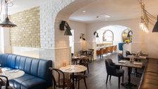 Apero Restaurant & Bar, The Ampersand Hotel
