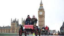 Bonhams London To Brighton Veteran Car Run