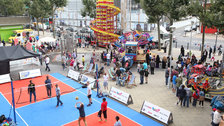 Chrisp Street Festival: Circus Comes To Town