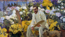 Painting the Modern Garden: Monet to Matisse - Joaquin Sorolla, Louis Comfort Tiffany, 1911 (c) The Hispanic Soceity of America