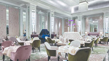 The Langham Afternoon Tea - Palm Court
