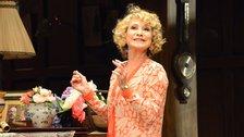 Felicity Kendal in Hay Fever - (c) Nobby Clark