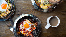 Bottomless Brunch and Frunch at Bad Egg