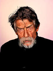 Beard - John Hurt by Mr Elbank