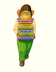 Anthony Browne's The Big Write