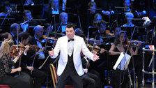 Seth MacFarlane, Prom 30: The John Wilson Orchestra Performs Frank Sinatra by BBC/Chris Christodoulou