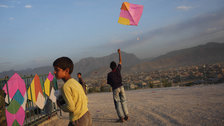Kites From Kabul by Andrew Quilty / Oculi