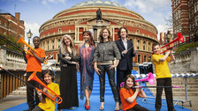 The BBC Proms 2015 by BBC/Andrew Hayes-Watkins