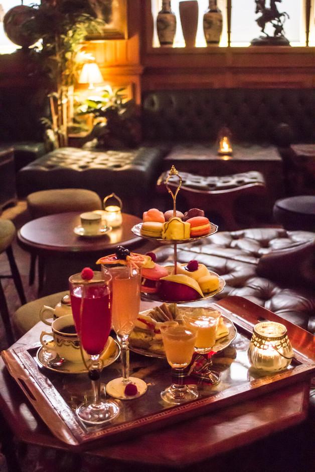 Alternative Afternoon Tea In London Afternoon Tea In London