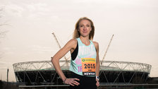 Great Newham London Run - Paula Radcliffe