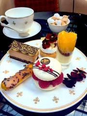 St Pancras Renaissance Afternoon Tea
