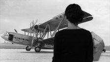 Emily Jacir - Lydda Airport film still, 2009