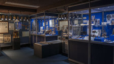 The Crime Museum Uncovered - Inside the Metropolitan Police's hidden Crime Museum at New Scotland Yard, 2015 (c) Museum of London