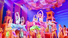 Aladdin by Deen van Meer