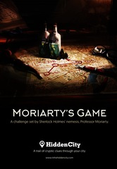 HiddenCity: Moriarty's Game