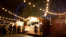 Southbank Centre's Winter Market (c) Belinda Lawley