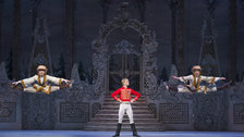 The Royal Ballet: The Nutcracker - Ricardo Cervera as The Nutcracker (c)ROH, Bill Cooper