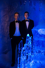 Winter at The View from The Shard - Sam Bompas and Harry Parr by Nathan Pask