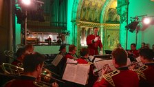 Guards Chapel Christmas Carol Concert