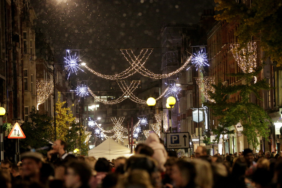 christmas lights in london christmas in london 2017 londontowncom - Long Christmas Lights