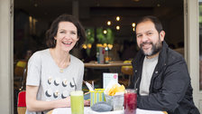 Wahaca presents Day of the Dead - homasina Miers and Enrique Olvera