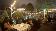 Southbank Centre's Winter Festival by Belinda Lawley