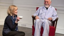 The Father - Claire Skinner, Kenneth Cranham by Simon Annand