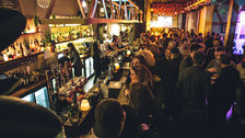 Hoxton Square Bar & Kitchen - Photo Justin DeSouza