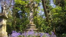 Nunhead Cemetery Annual Open Day - Sir Polidore De Keyser memorial by Carole Tyrrell