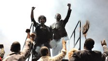 Mandela Trilogy by John Snelling