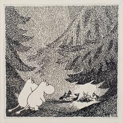 Nordic Matters - Papa at Sea 1965 (c) Moomin Characters