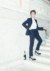 Twelfth Night - Tamsin Greig take on the classic male role of Malvolio