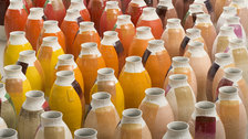 Hella Jongerius: Breathing Colour - Coloured Vases (series 3), 2010, Hella Jongerius, Photo credit - Gerrit Schreurs
