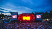 Lovebox moves to Brockwell Park