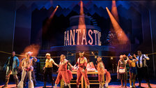 Fantastic Mr Fox at Nuffield Southampton Theatres. - Photo: Manuel Harlan