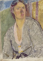 Vanessa Bell - Self Portrait, ca. 1915 by The Estate of Vanessa Bell