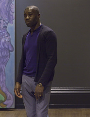 Chris Ofili: Weaving Magic - Chris Ofili at the National Gallery, 2012 (c) The National Gallery, London