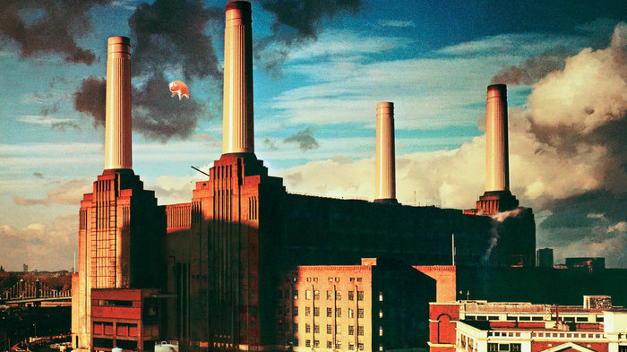 Pink Floyd Exhibition: Their Mortal Remains