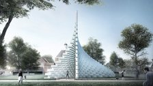 Serpentine Gallery Pavilion 2016: Bjarke Ingels Group (BIG)