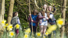 Easter Egg Hunt at Osterley - Photo credit: Chris Lacey