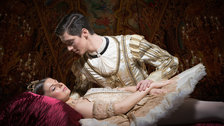 My First Ballet: Sleeping Beauty - Rebecca Mabin & Jan Apunda in My First Ballet Sleeping Beauty (c) Photography by ASH