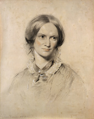 Celebrating Charlotte Bronte 1816-1855 - Charlotte Bronte by George Richmond, 1850 by National Portrait Gallery