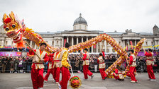 London's Chinese New Year - Photo www.chinatownlondon.org and www.lccauk.com