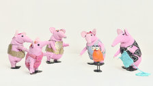 The Clangers, Bagpuss & Co - Courtesy Smallfilms & Four Corners books