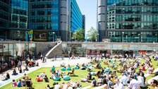 Outdoor Film Screening: Paddington Central by Holly Wren