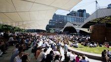 Outdoor Film Screening: Broadgate