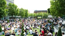 Outdoor Film Screening: Regent's Place