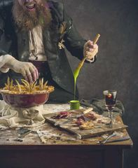 Dinner at the Twits by Addie Chinn