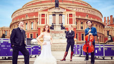 The BBC Proms 2016 - Bryn Terfel, Katie Derham, Mirga Grazinyte-Tyla, Leonard Elschenbroich by BBC / Jonathan Ford